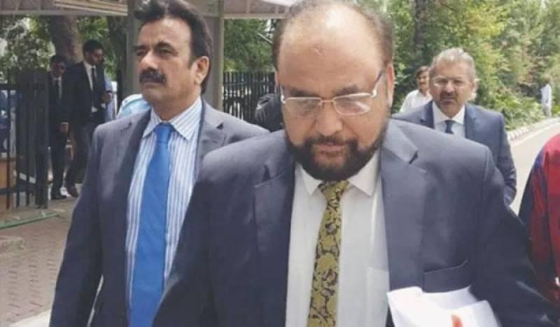 Panama JIT head Wajid Zia records statement before NAB