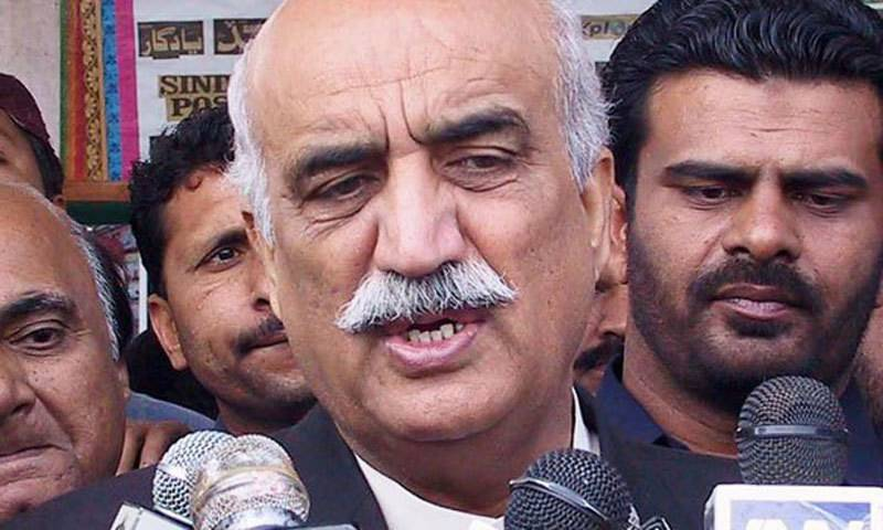 Trump's allegations: Khurshid Shah demands joint parliamentary session