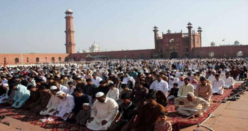 Nation celebrates Eid-ul-Azha with religious fervor and zeal