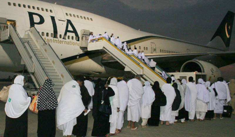 Post-Hajj flight operation to start on Wednesday