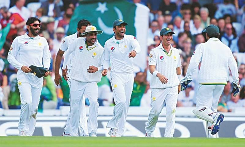 ECB announces schedule for Pakistan, England Test series