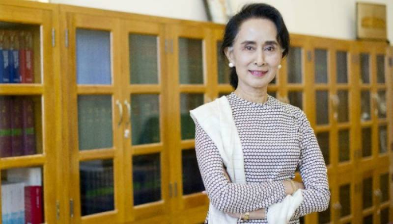 Over 0.3mn people sign petition asking to strip Suu Kyi of Nobel Prize