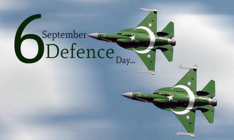 Pakistan to celebrates Defence Day on Wednesday