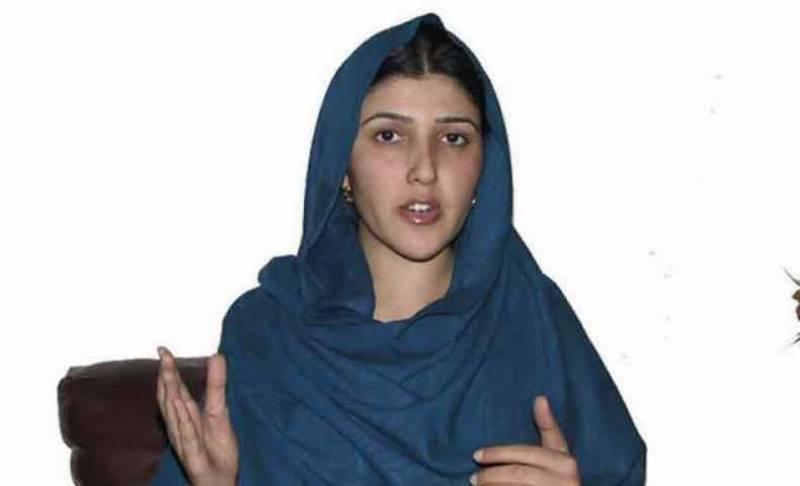 Ayesha Gulalai labels Imran Khan 'loss character'