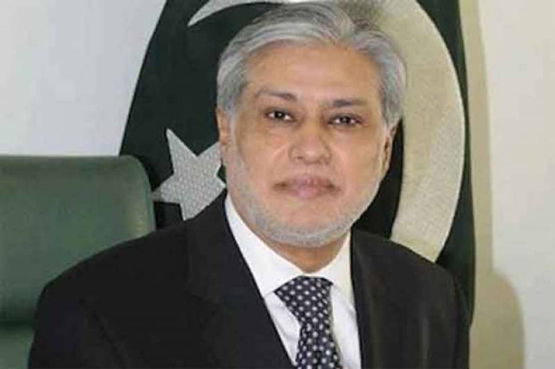 Finance Minister Ishaq Dar to attend two events in Urumqi
