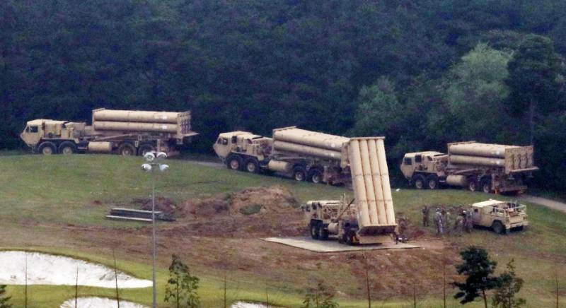 South Korea deploys anti-missile system as US seeks tough North Korea sanctions