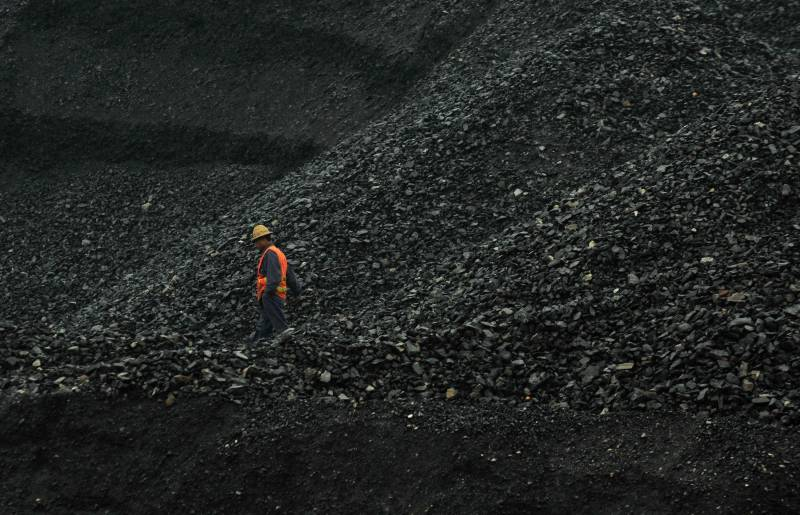 Four coal miners die of gas suffocation