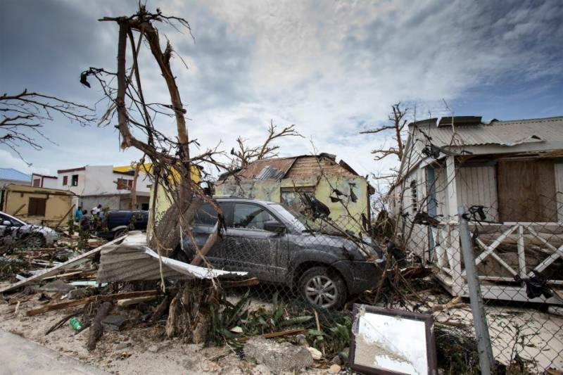 Irma powers toward Florida, leaving behind path of death, destruction