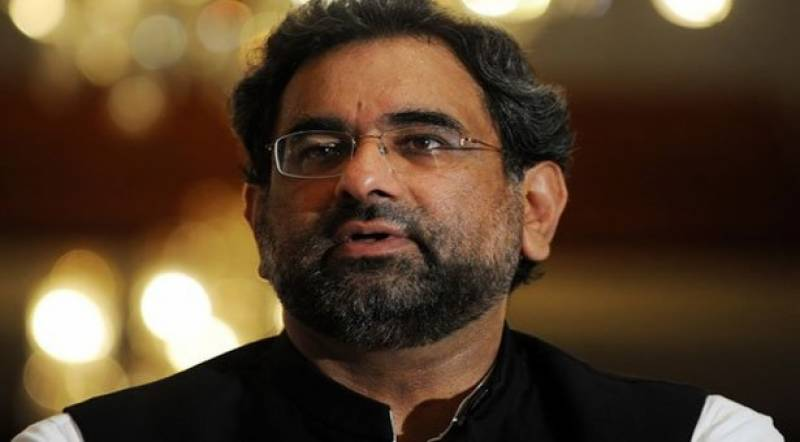 PM Abbasi inaugurates 340MW nuclear power plant at Chashma