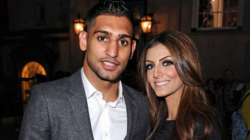 """Amir Khan claims """"We are no more spouse"""""""