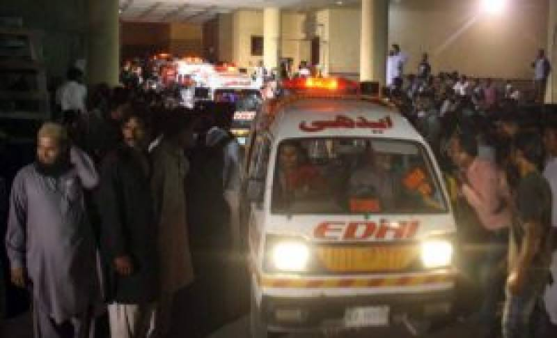 12 of family drown at Karachi's Hawkesbay beach laid to rest