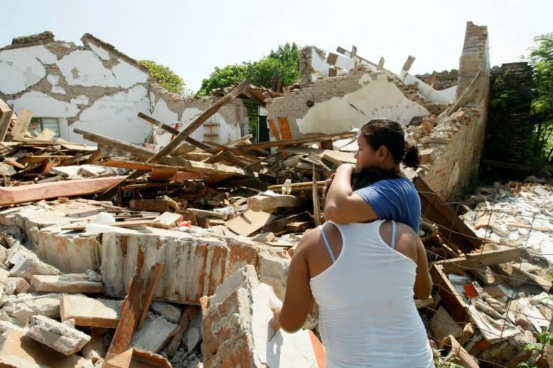 Mexican quake death toll rises to 90