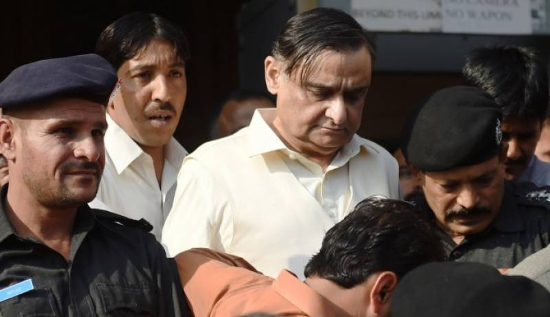 PPP leader Dr Asim leaves for London