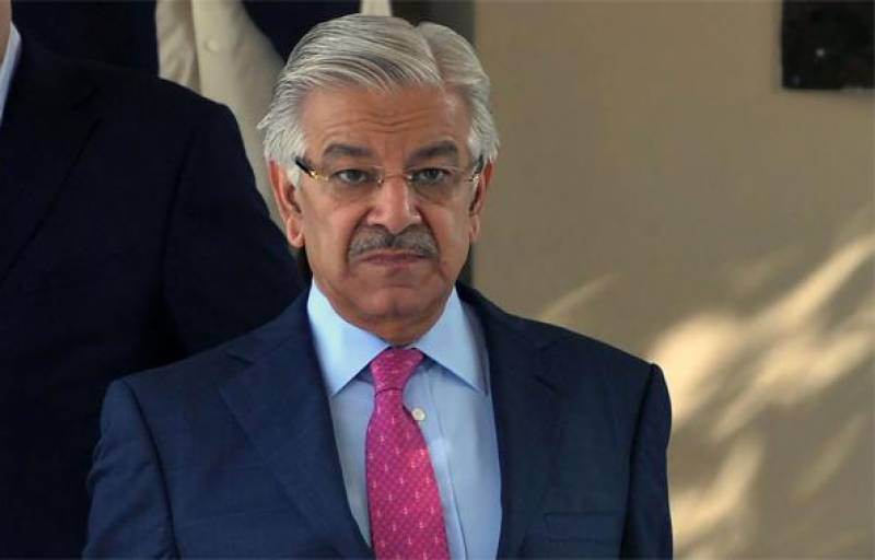 Khawaja Asif leaves for Iran to discuss regional issues