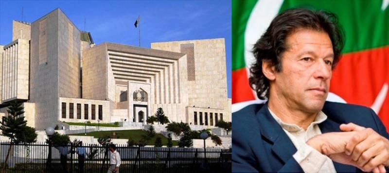 Imran Khan Disqualification case: SC adjourns hearing till 26 September