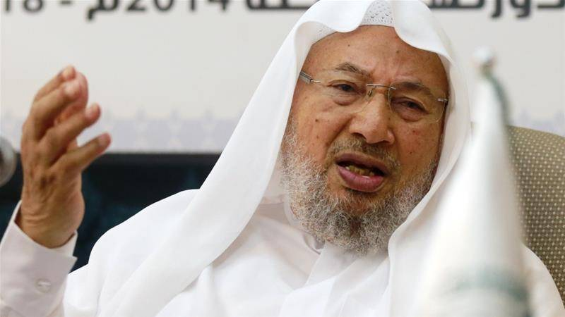 Interpol removes Yusuf al-Qaradawi's name from wanted list
