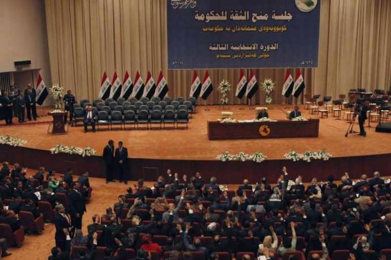Iraqi parliament rejects Kurdish referendum