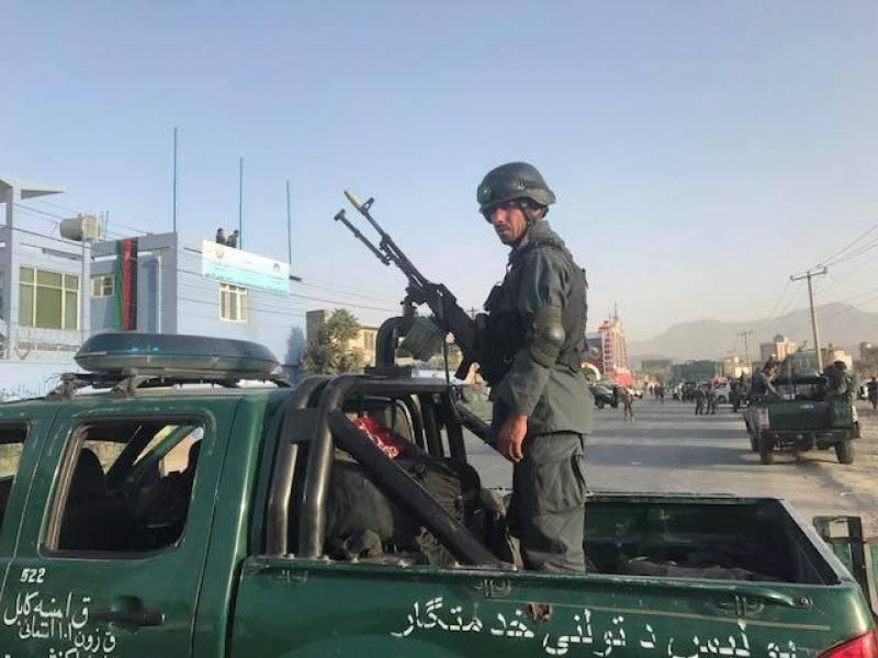 Blast outside Afghan cricket stadium during domestic T20 match kills three people