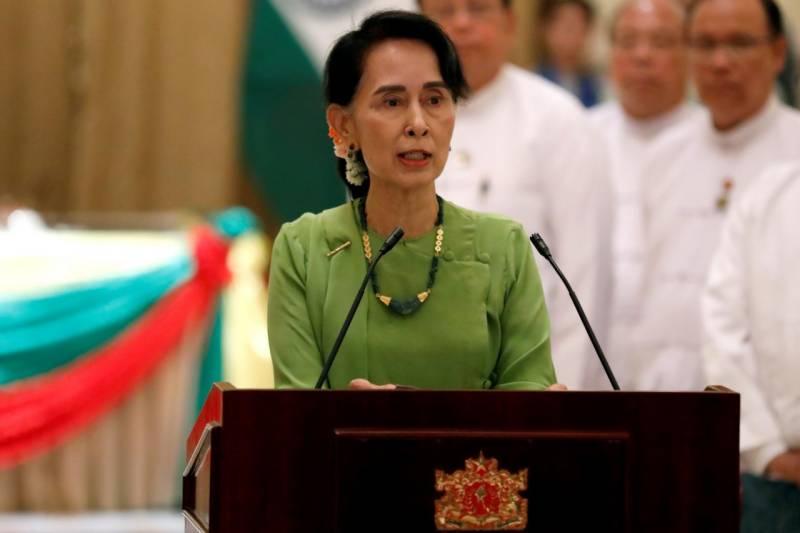Myanmar's Suu Kyi to skip UN assembly amid Rohingya crisis