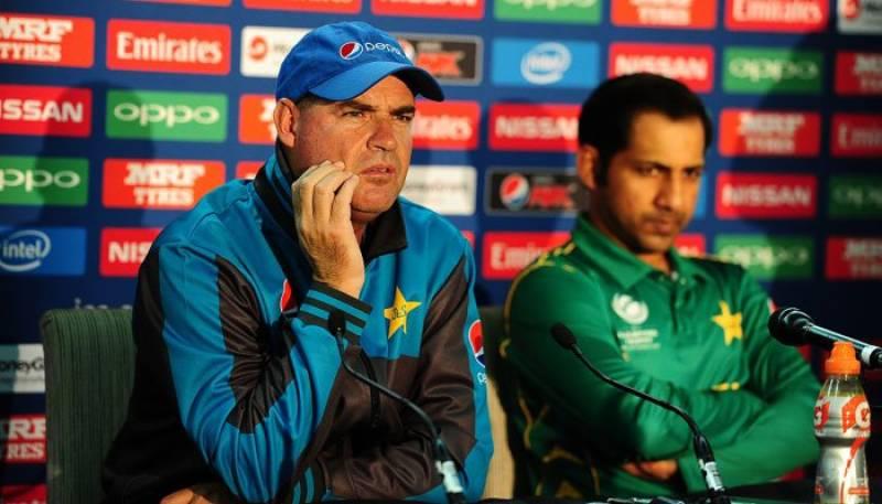 Pakistan determine to maintain discipline in final: Coach Mickey Arthur