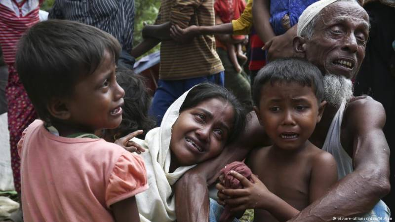 Rohingya Muslim crisis: Rights group suggests rigid sanctions over Myanmar