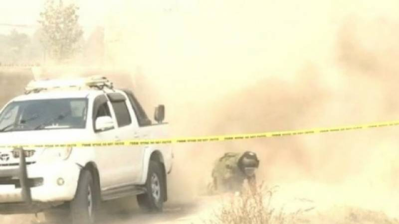 Four including cops, Rangers personnel killed while defusing explosives in cement factory