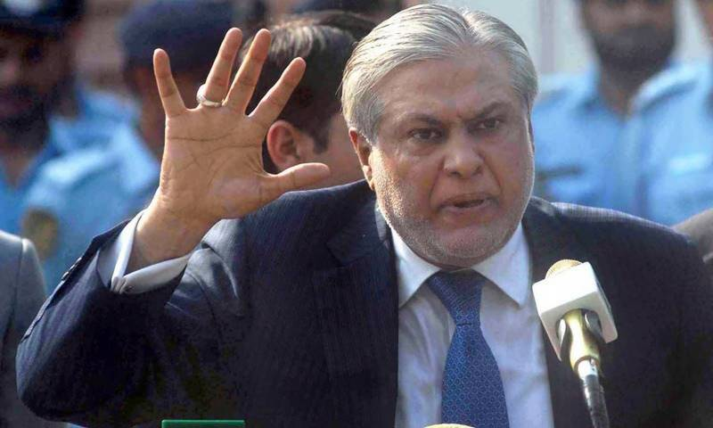 AC issues Ishaq Dar's arrest warrant