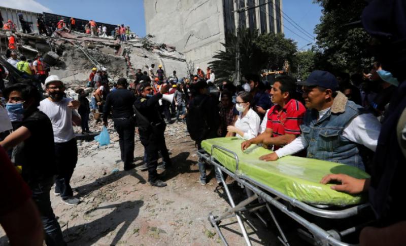 Mexico earthquake: death toll reaches 150