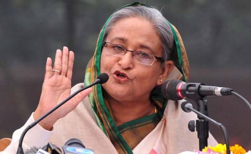 Myanmar must take back Rohingya Muslims: Sheikh Hasina