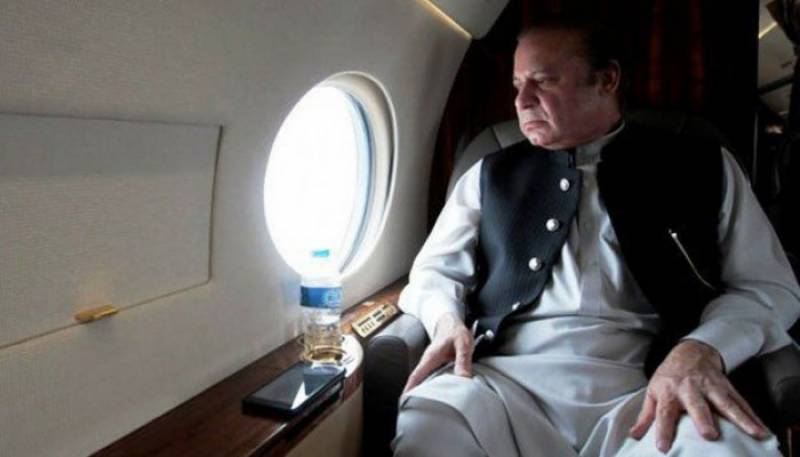 Ousted PM Nawaz reaches Pakistan, to appear before NAB on Tuesday: sources
