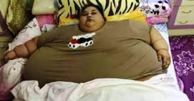 World's heaviest woman dies in Abu Dhabi (Pics)