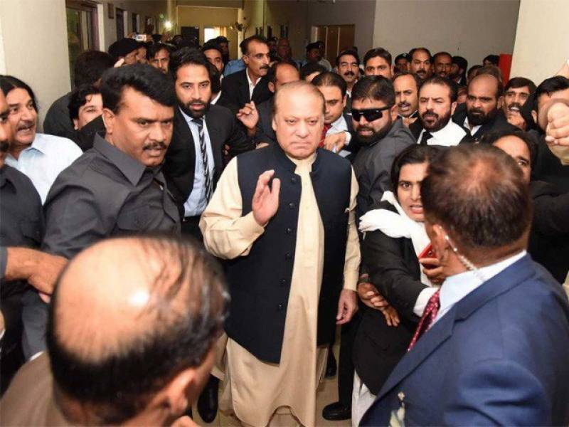 Accountability Court set to indict Nawaz on Oct 2, warrants issued for children