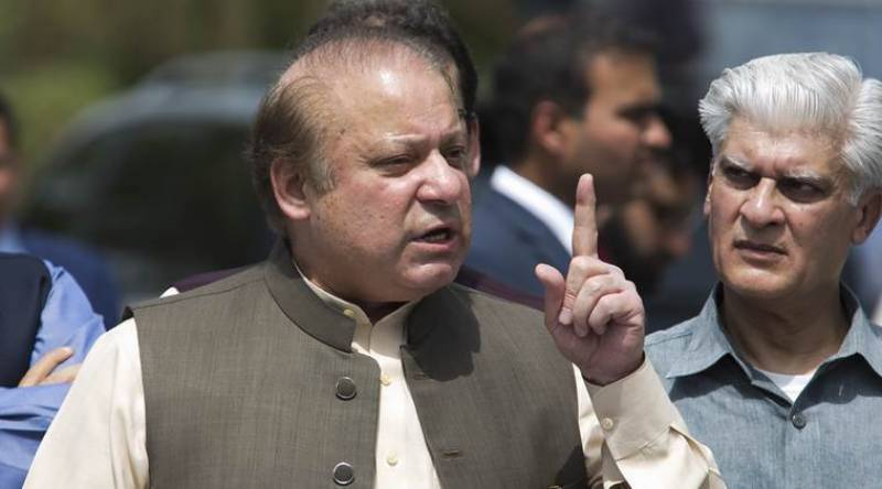 NAB permits Nawaz to leave after attendance as hearing underway