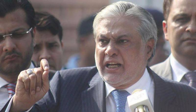 Accountability court indicts Ishaq Dar