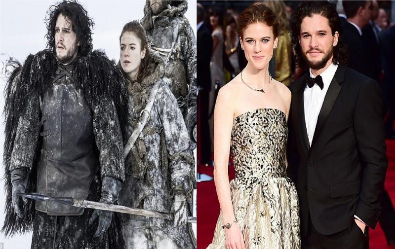 Games of thrones' star couple set to marry soon