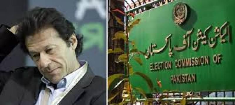 Imran Khan contempt case: ECP adjourns hearing till October 12th