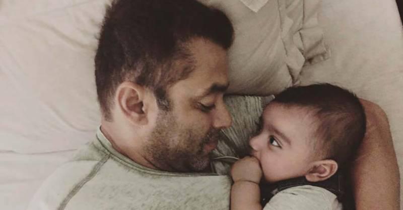 Salman Khan all set to become father