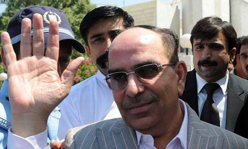 I don't carry pol. baggage of anyone, Malik Riaz puts an end to all speculations over meeting with Nawaz