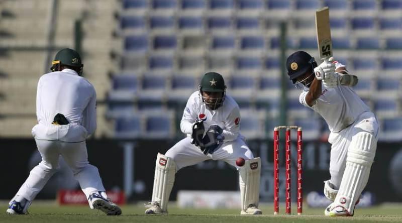 Pakistan vs Sri Lanka Ist Test, Day 2: Sri Lanka bowled out for 419
