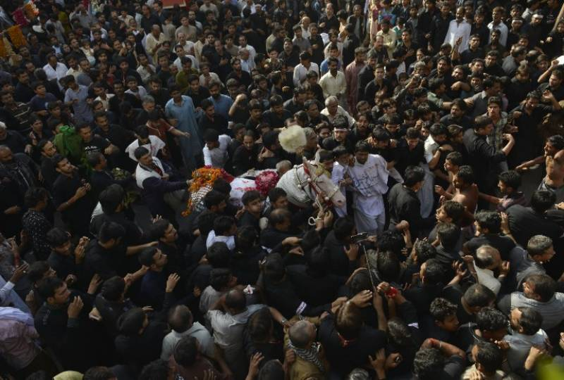 Youm-i-Ashur observed with religious solemnity, processions end peacefully across the country