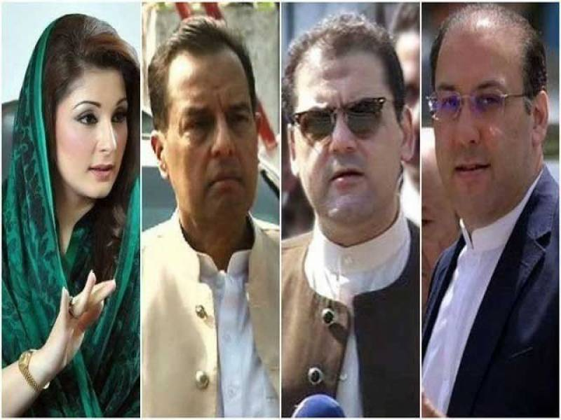 Court issues non-bailable warrants for PM Nawaz's children, captain (retd) Safdar