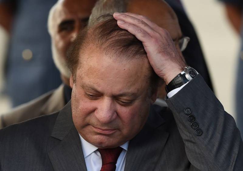 Former PM Nawaz appears before accountability court, likely to be indicted in corruption cases