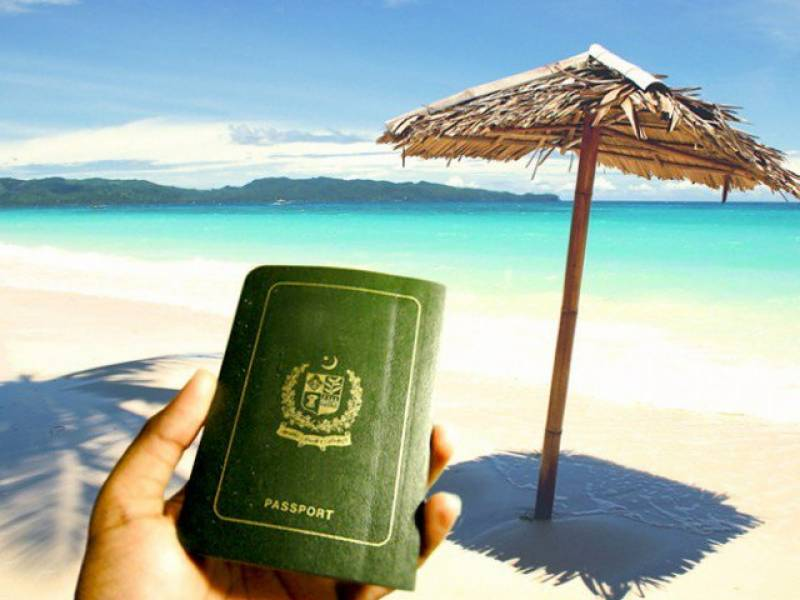 26 countries offers Pakistanis 'visa free entry'