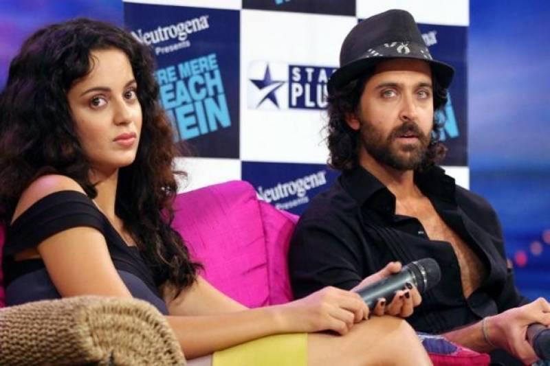 Hrithik alleges Kangana for stalking, hounding