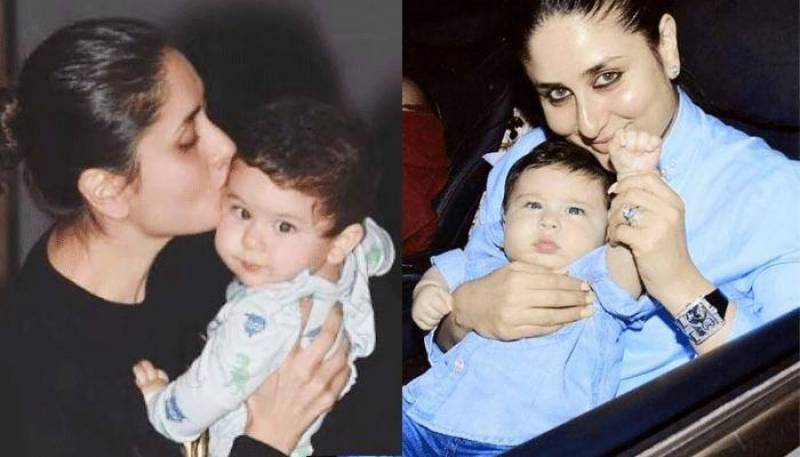 Taimur's favourite food surprisingly weird for a 9 month old (pics)