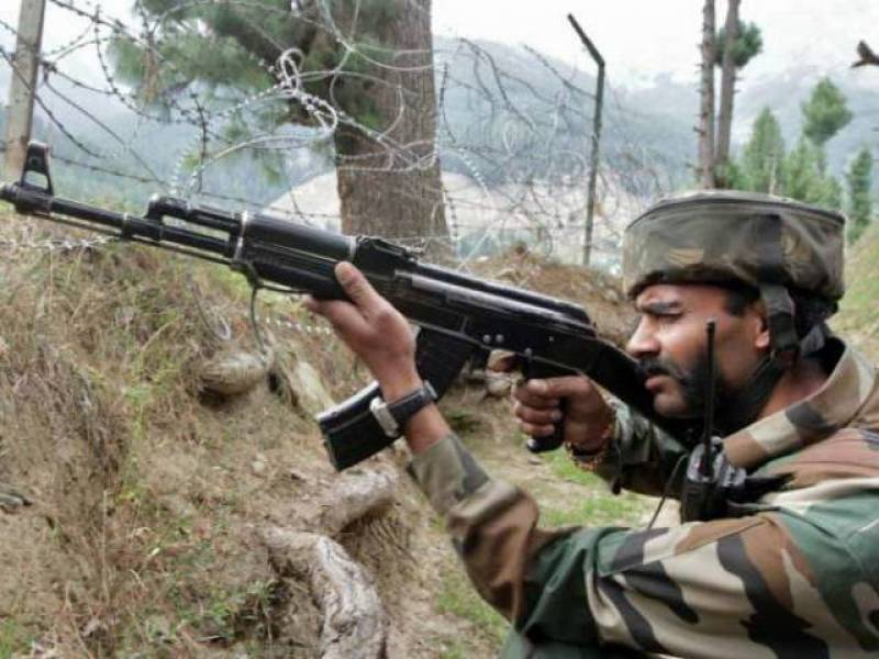 Two children martyred as Indian forces resorted to unprovoked firing along LoC: ISPR