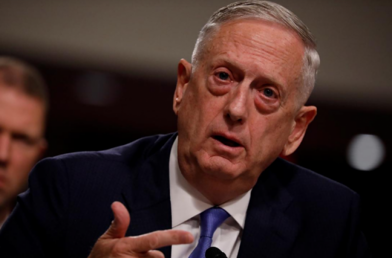 """""""Will try to work with Pakistan 'one more time': Jim Mattis"""