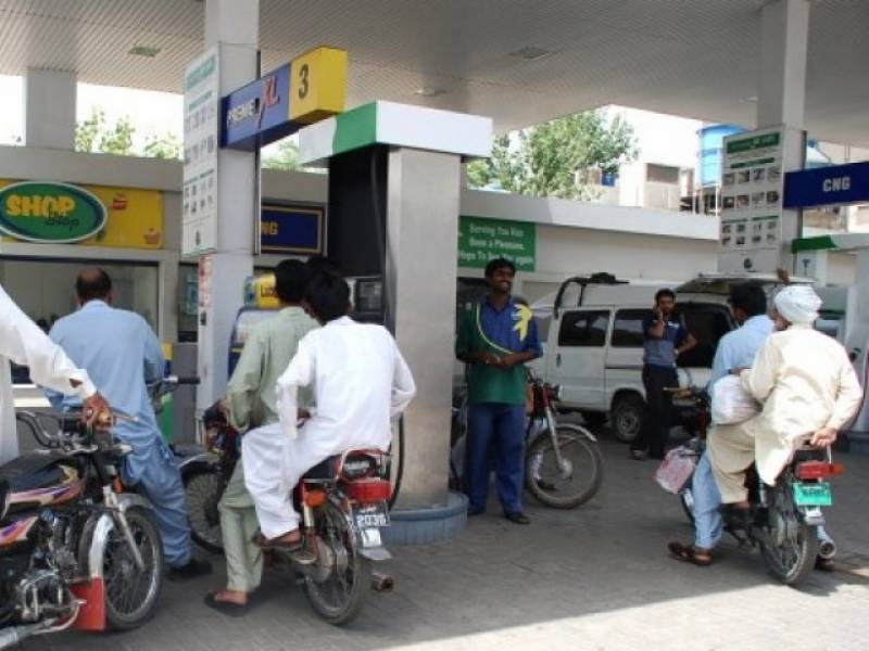 Petrol sales go up by 10.6pc in September