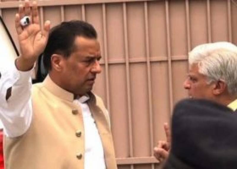 Captain (retd) Safdar's bail accepted, banned to travel abroad