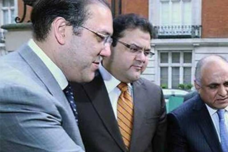 Court declares ousted PM Nawaz's sons Hassan, Hussain absconders